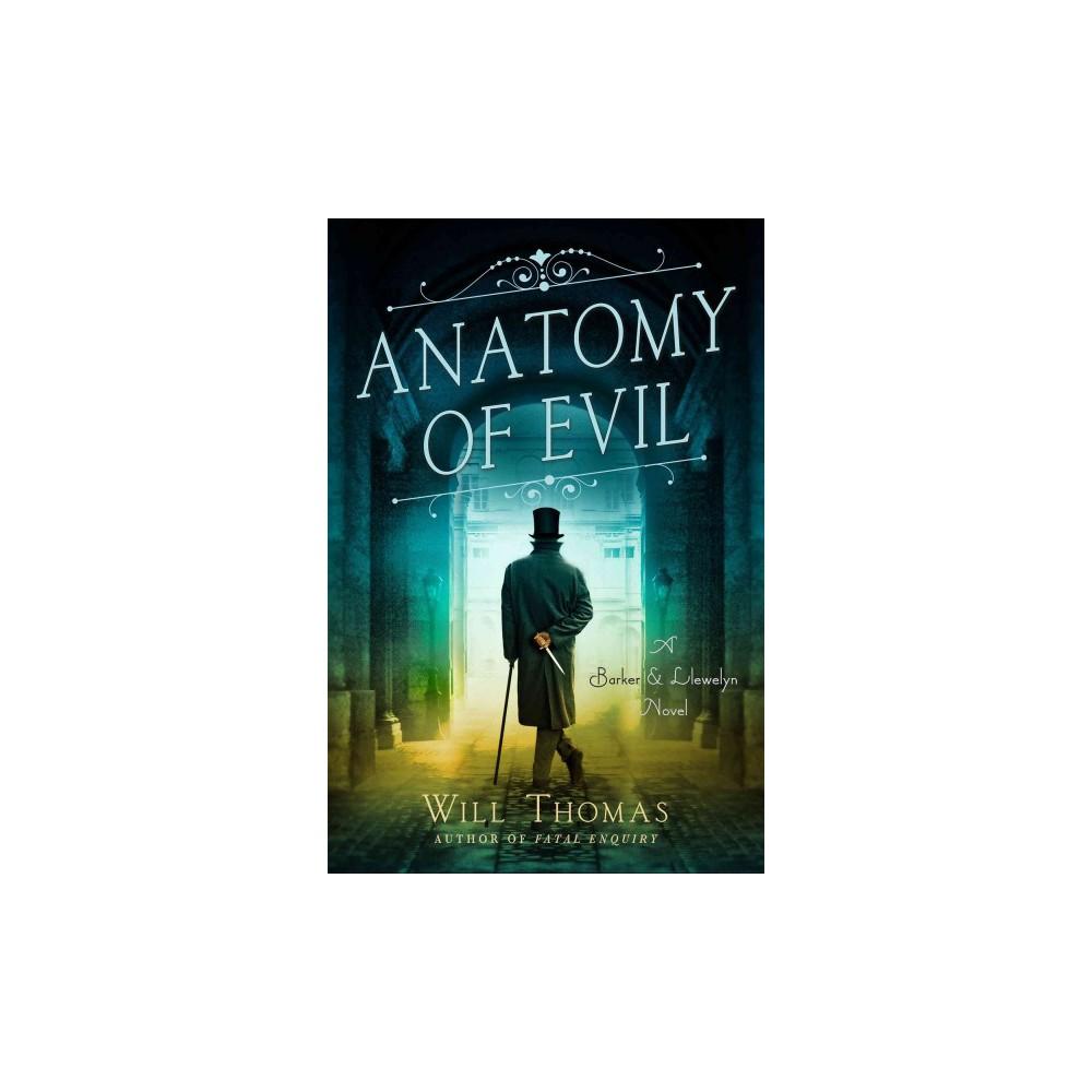 Anatomy of Evil (Reprint) (Paperback) (Will Thomas)   Pinterest ...