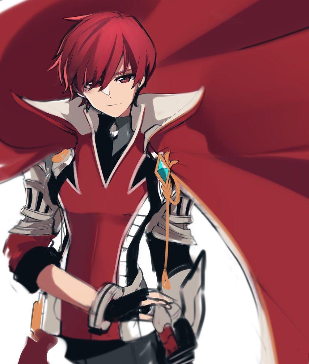 柳 On In 2019 Elsword Elsword Anime Style Anime