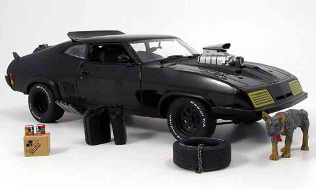 Discover all Mad Max diecast cars available on scale 1 18 - car description