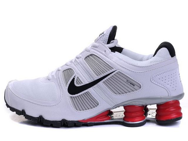 check out d68b8 702f9 Chaussures Nike Shox Turbo Noir  Blanc  Rouge  nike 12459  - €46.95   Nike  Chaussure Pas Cher,Nike Blazer and Timerland www.facebook.com ... ...