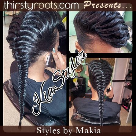 Cool 1000 Images About Braid Styles On Pinterest Black Women Hairstyles For Men Maxibearus