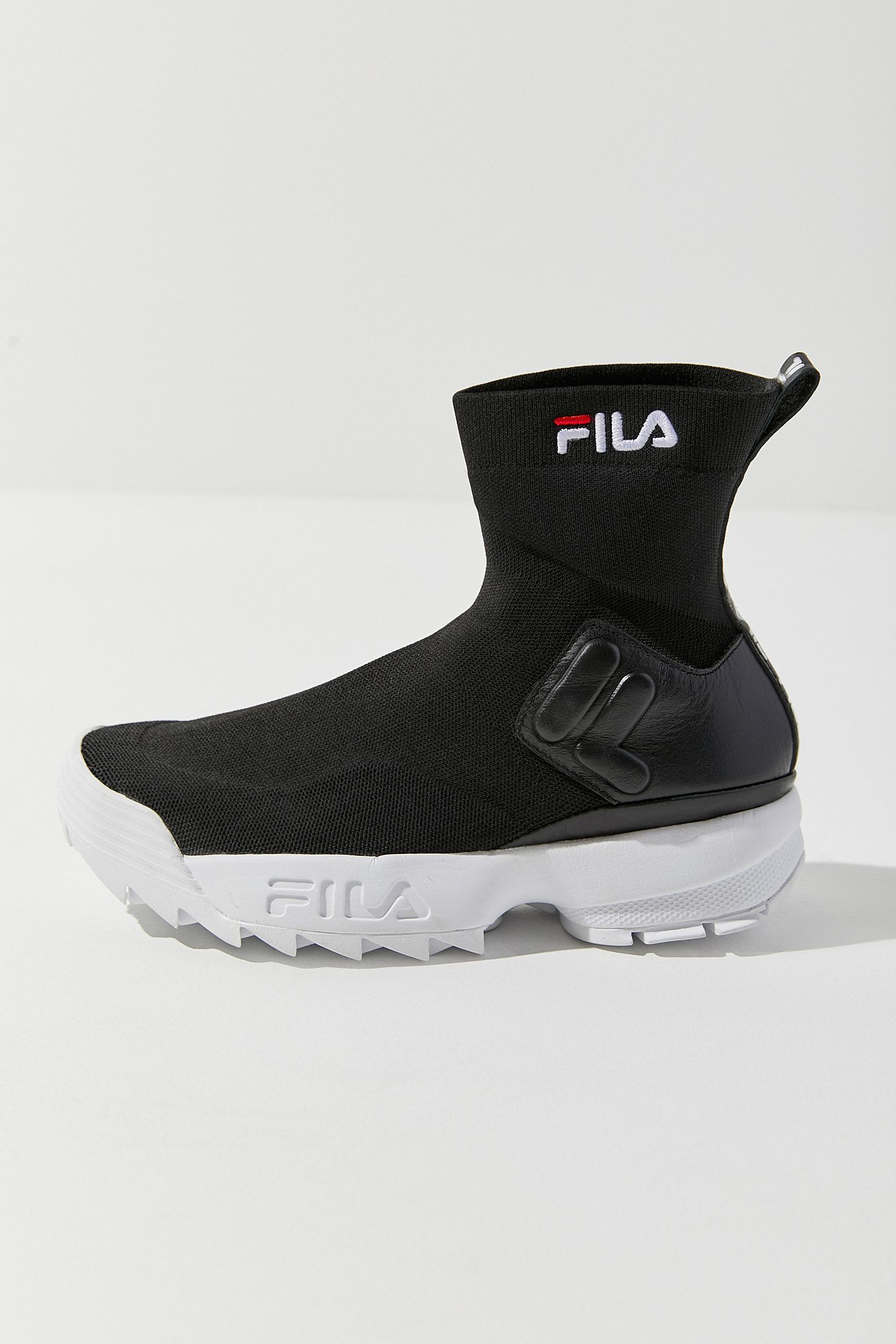 0d6e14b3cc FILA UO Exclusive Disruptor Sock Boot in 2019 | Let's Go Get Some ...