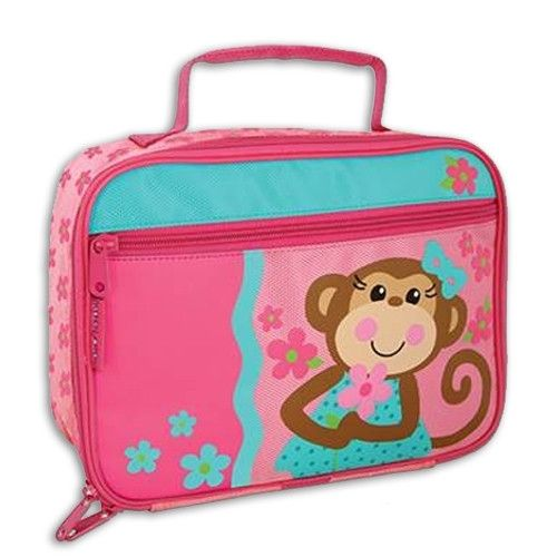 d4e33a807e89 Girl Monkey | FUN LUNCH BOXES | Kids lunch bags, Girls lunch boxes ...