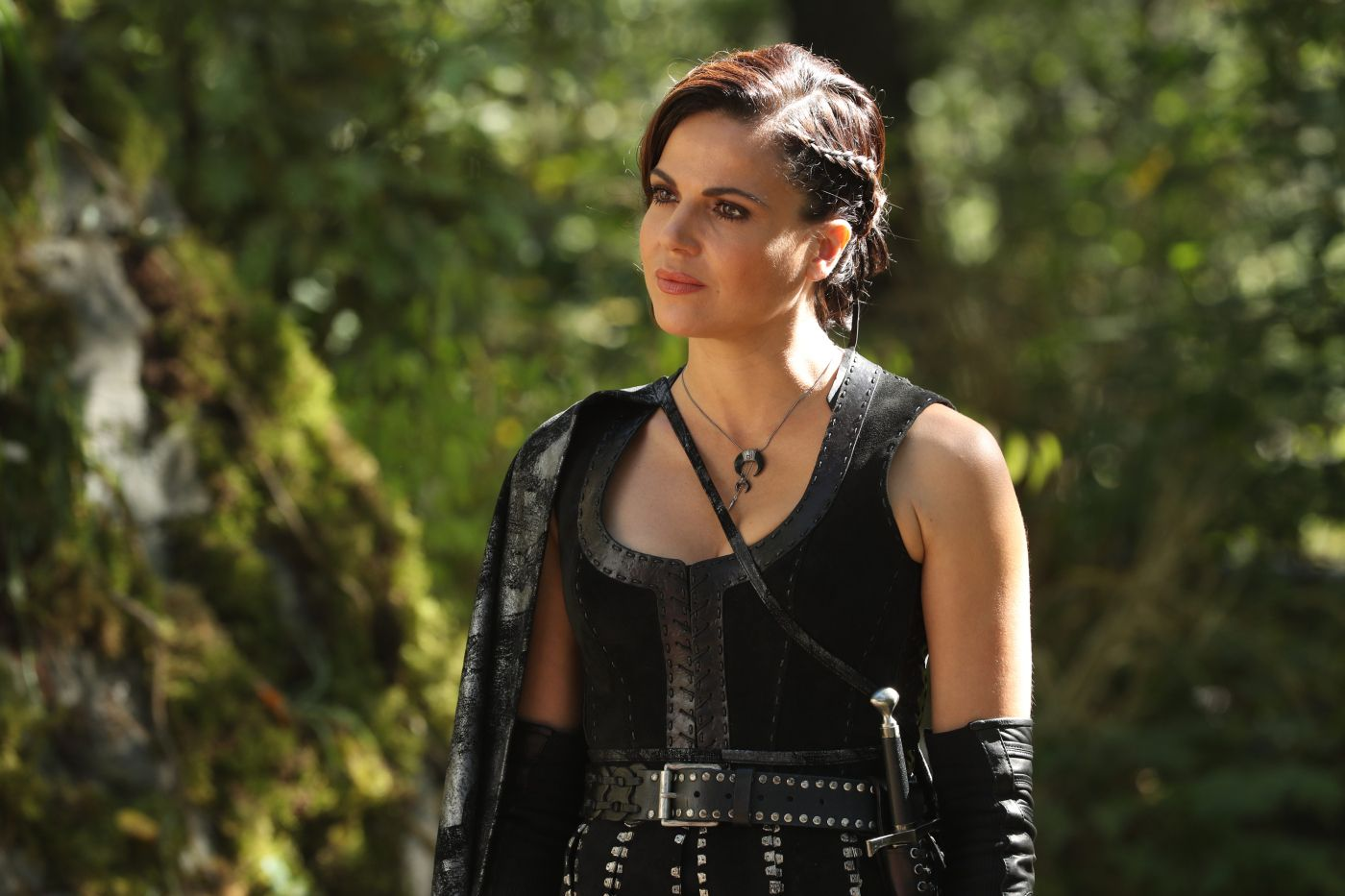 a02126d522ae3 ABC s Once Upon a Time — which in this season s previous even-numbered  episodes focused on Hook and then Rumple — this Friday serves up a  Regina-centric ...