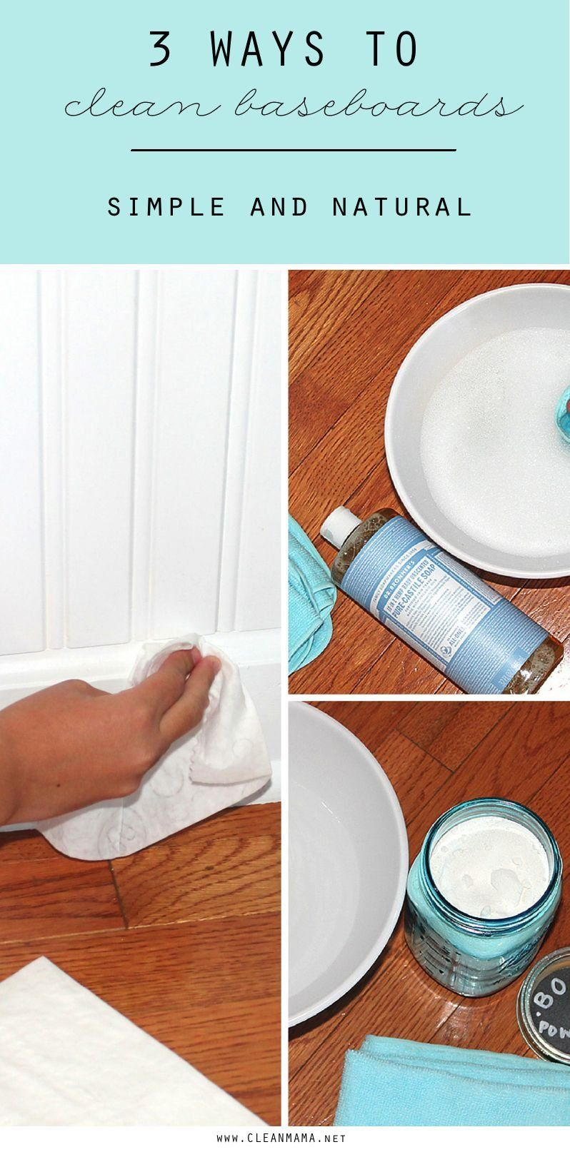 3 Ways to Clean Baseboards 1000 For those who folks find