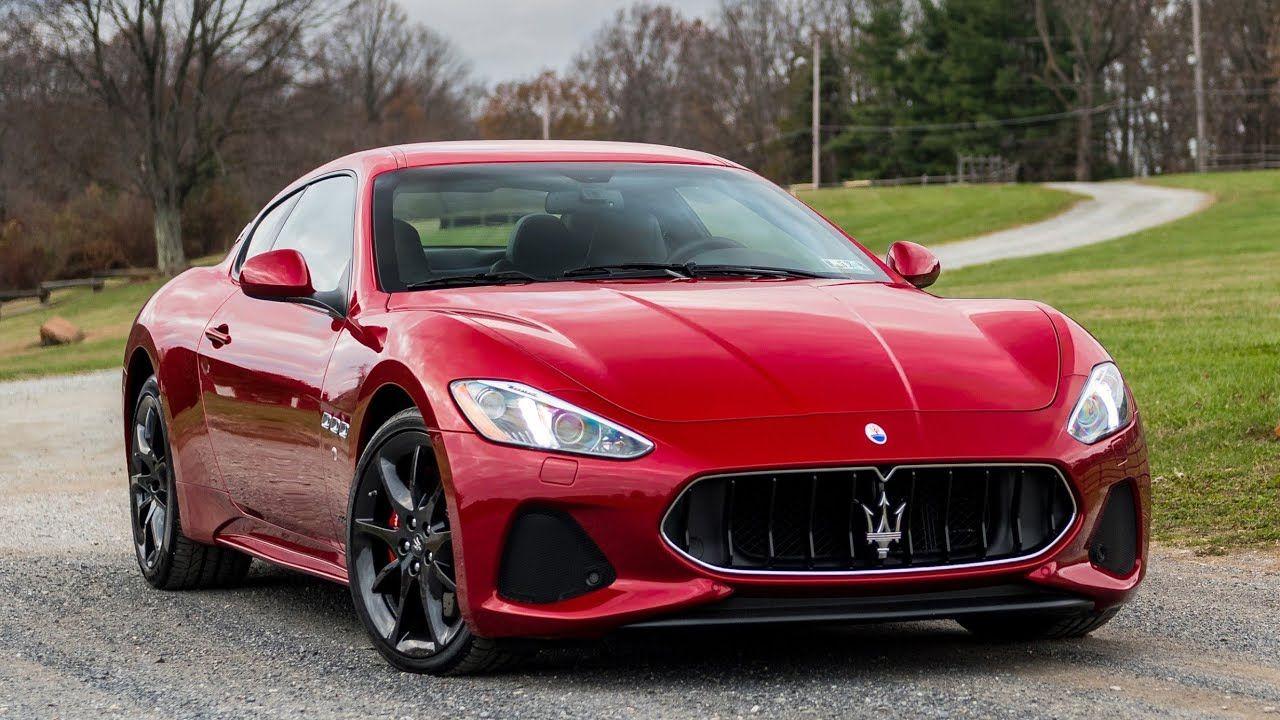 2019 Maserati GranTurismo   Voiture, Maserati granturismo ...