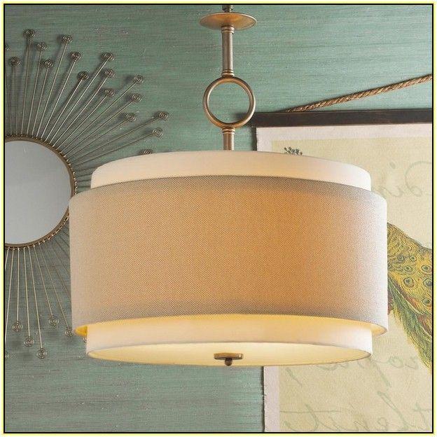 Double drum shade chandelier inhabit pinterest drum shade double drum shade chandelier aloadofball Choice Image