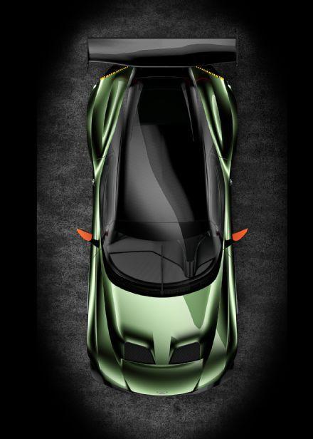 Aston Martin Vulcan First Look Motor Trend Aston Martin Vulcan Aston Martin Aston