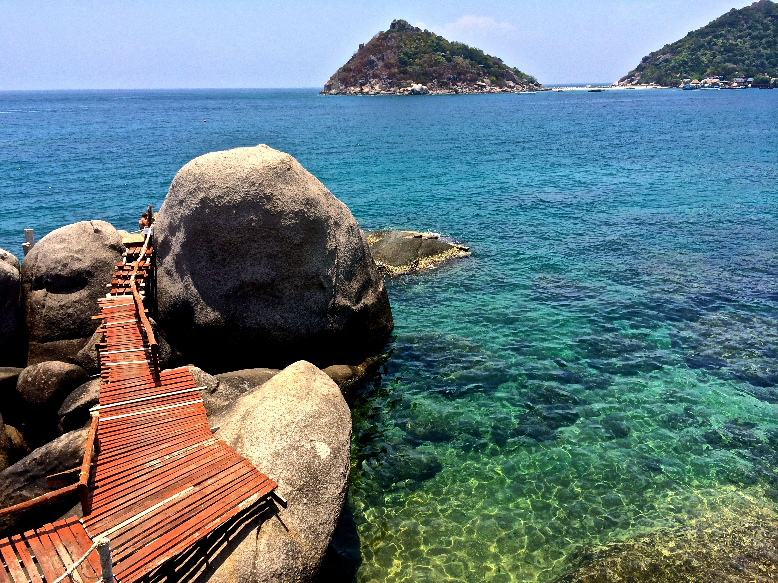 Koh Tao, Thailand -Heels to Hiking Boots