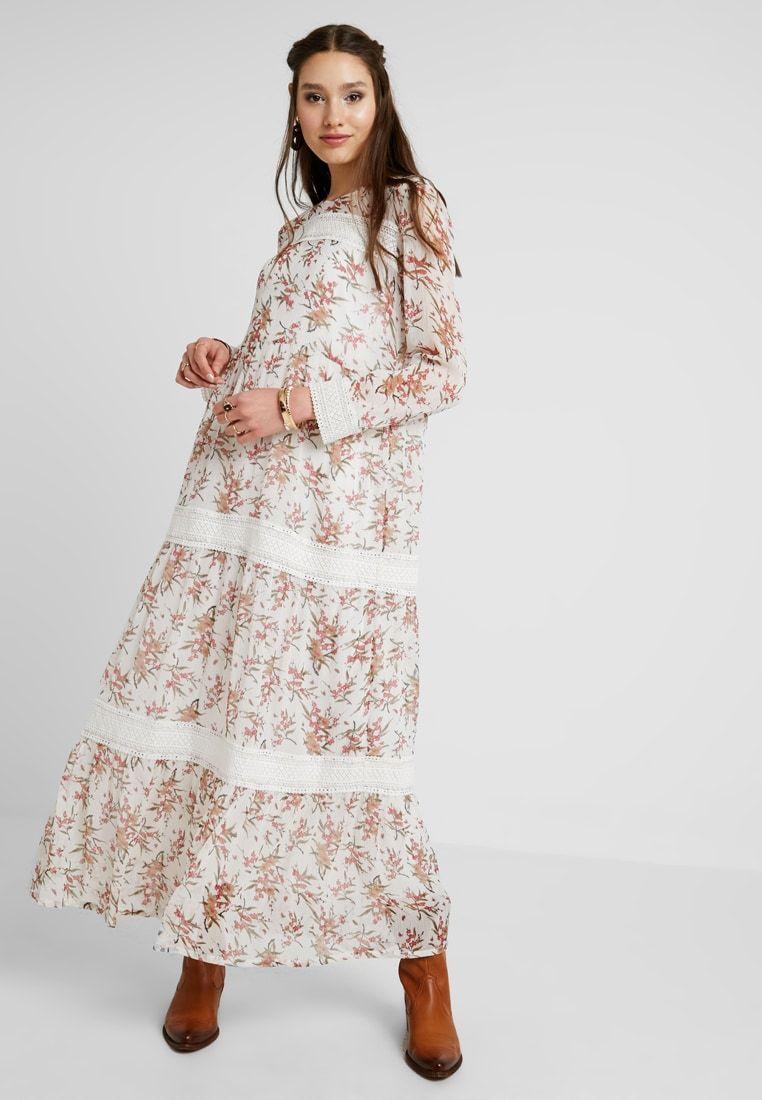 yas yasfiala - robe longue - white - zalando.ch | zalando