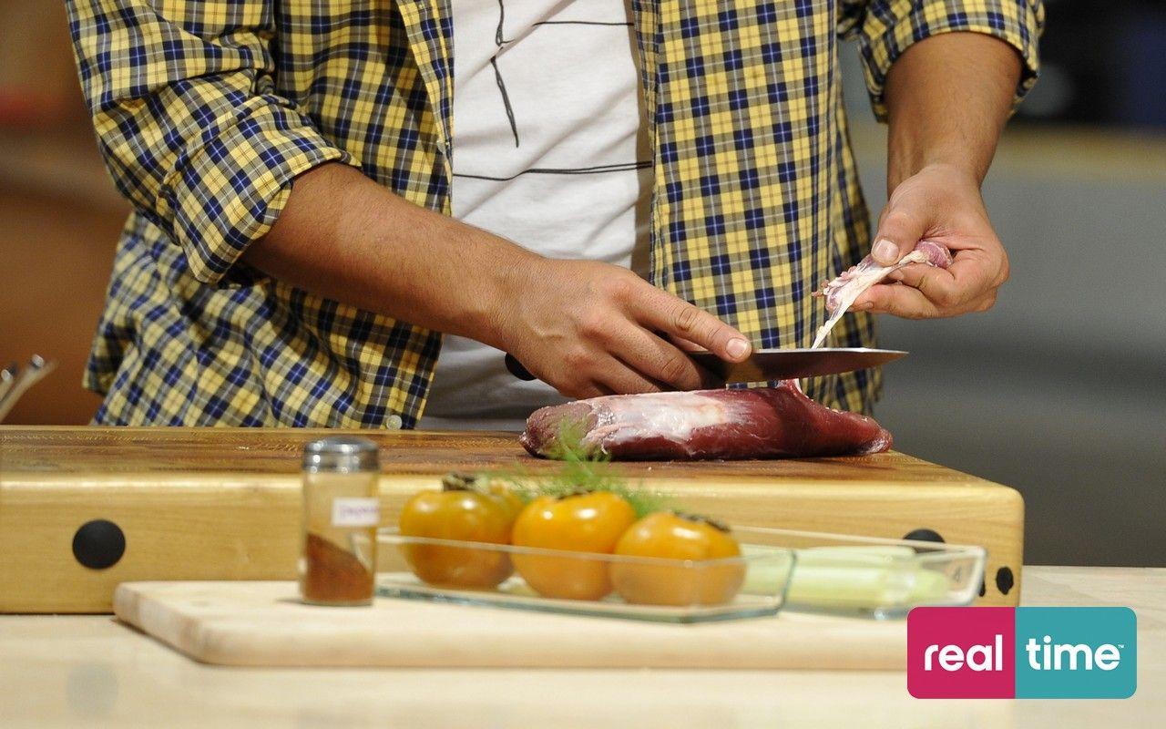 Real Time Cucina Con Ale Con Alessandro Borghese