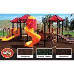 Nuplay Playground Mulch Playground Mulch Backyard Playground