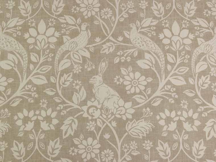 Heathland Linen Cotton Fabric Curtains And Upholstery The