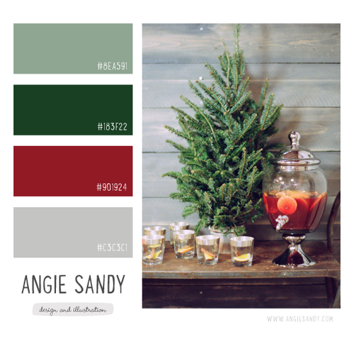 Angie Sandy Color Crush