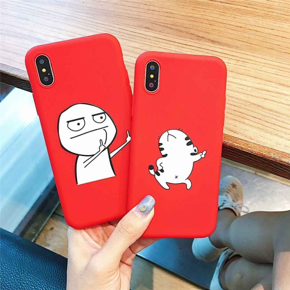 Cute Cartoon Phone Cases For iPhone iPhone Cases For