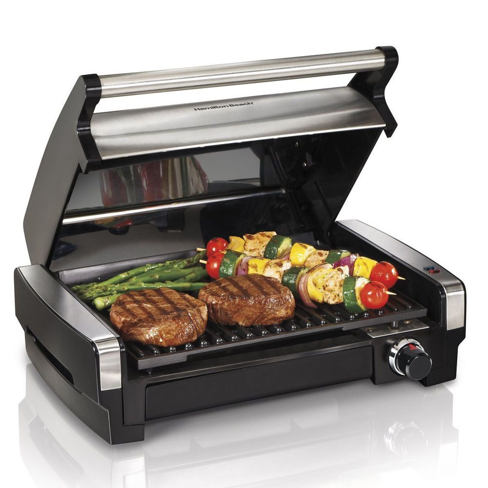 Best Indoor Electric Grills 2020 Comparisons Reviews Consumer
