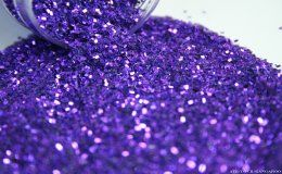 Purple Glitter, Abstract, Photography