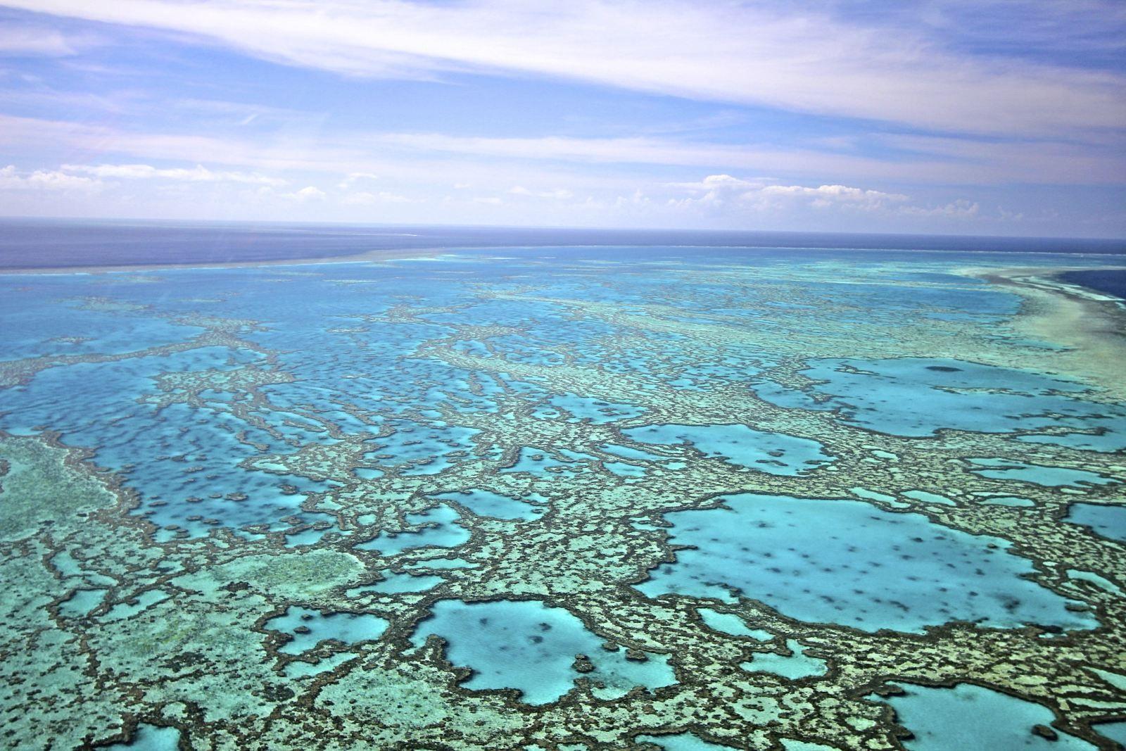 Destination of the week Australia Great barrier reef