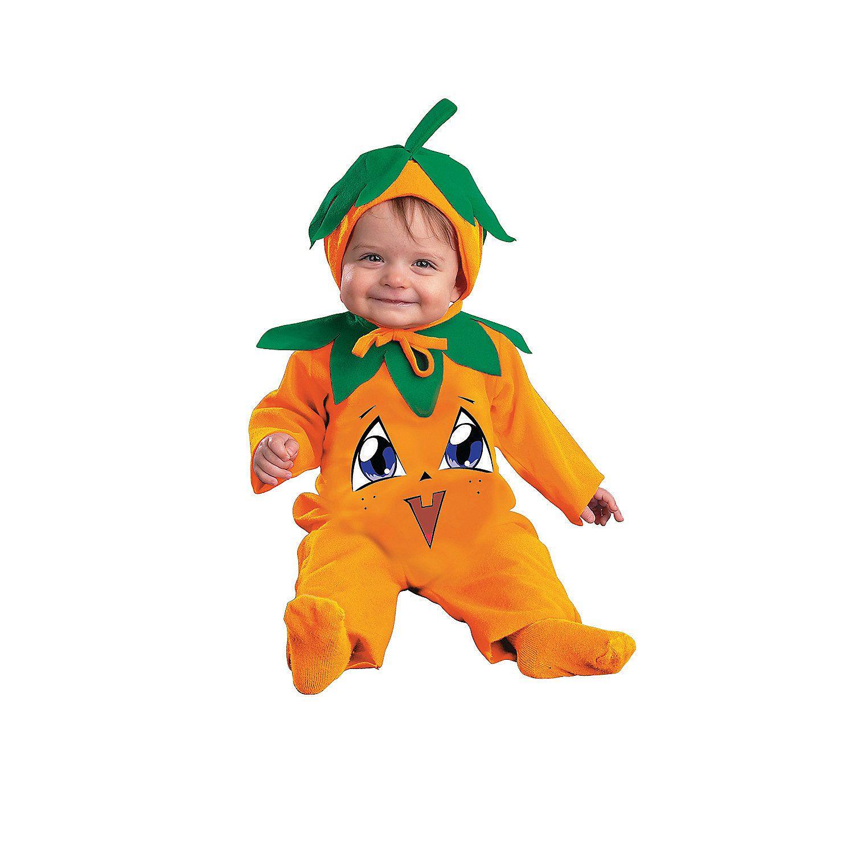 Baby Lil Pumpkin Pie Costume Cute
