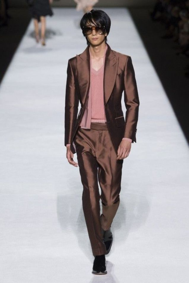 Tom Ford Spring Summer 2019 Ready-to-Wear Collection New York