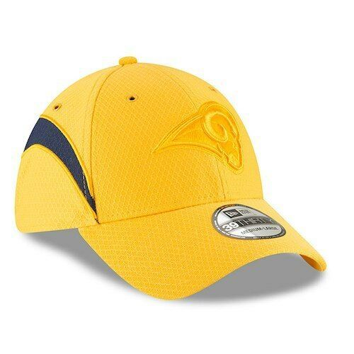 Los Angeles Rams New Era 2018 NFL Sideline Color Rush Official 39THIRTY  Flex Hat  NewEra  LosAngelesRams Support your champs and get a Clemson Hat  from the ... cef13998c