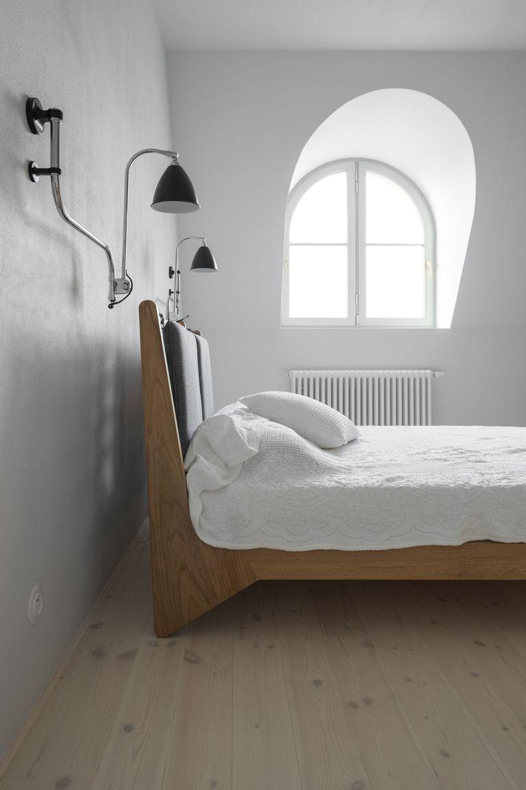 Abitare in un sottotetto di 70 metri quadri non è mai