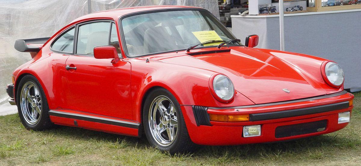 1984-Porsche-911