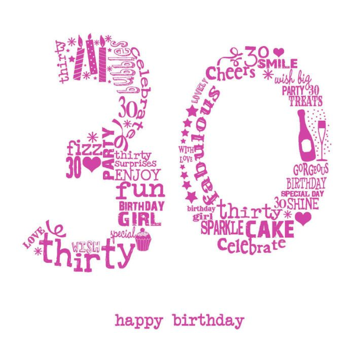 Happy 30th Birthday Happy 30th Birthday Wishes