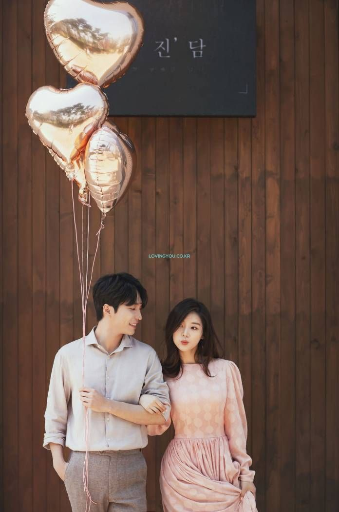 ROISTUDIO [2019 SPRING] - KOREA PRE WEDDING PHOTOSHOOT by LOVINGYOU