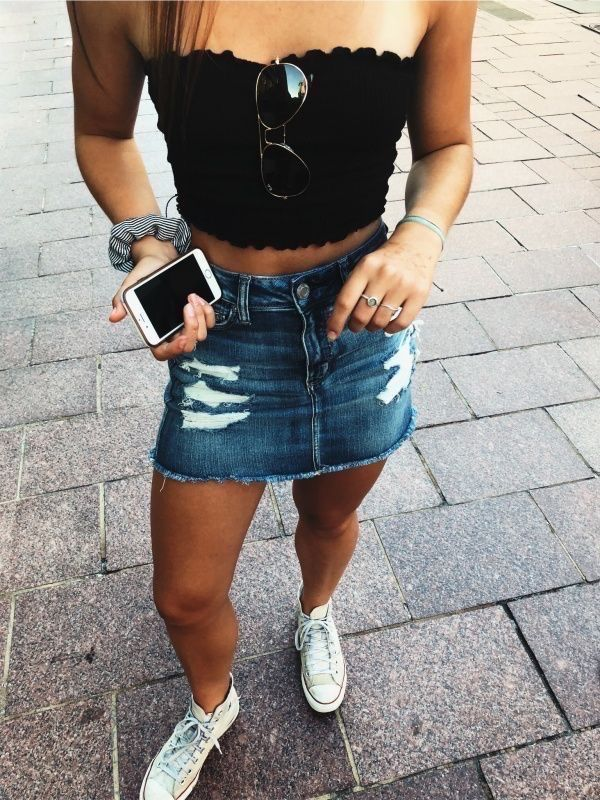 vsco  relatablemoods  clothes top outfits summer outfits