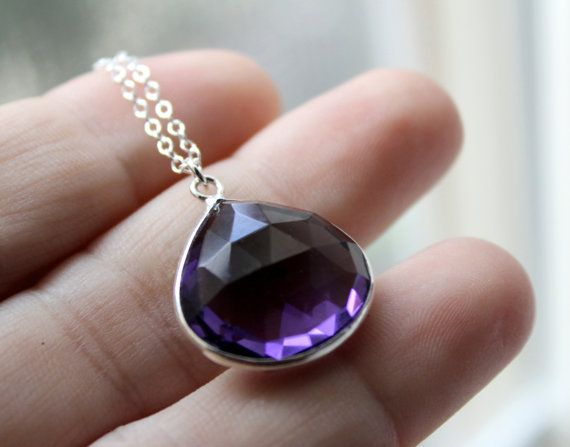 Amethyst silver pendant gems pinterest amethyst pendant amethyst silver pendant aloadofball Image collections
