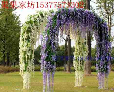 Artificial flowers beans rattan wisteria wedding arch studio artificial flowers beans rattan wisteria wedding arch studio junglespirit Images