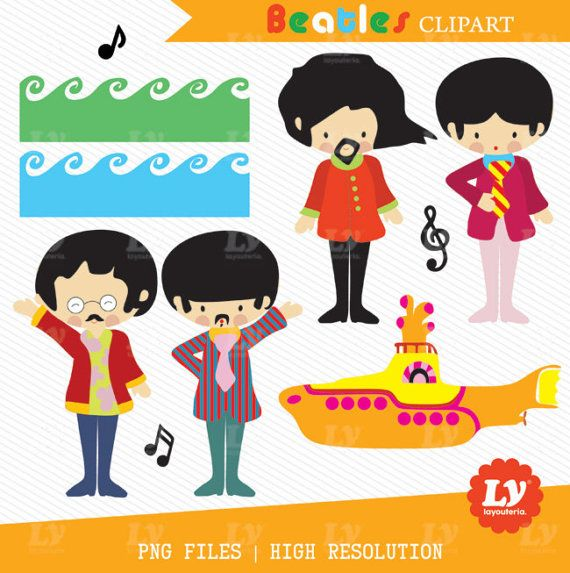 Instant Download This Is A Digital Product No Physical Product Will Be Sent Once Payment Is Complete Digit Beatles Party Beatles Birthday The Beatles