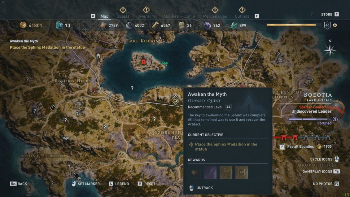 Assassin S Creed Odyssey Sphinx Puzzle All 12 Riddles And Answers