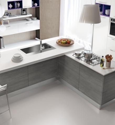 Martina - Modern Kitchens - Cucine Lube | Cucina | Idee per ...