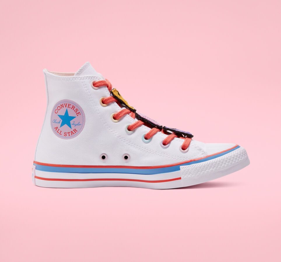 Converse X Millie Bobby Brown Chuck Taylor All Star Chuck Taylors Sneakers Men Fashion Converse