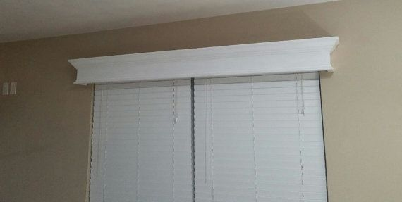 Cornice Boxes For A Sliding Door Or Window All Custom
