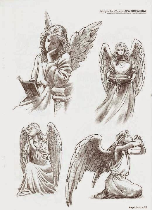 Los Mejores Tatuajes De Angeles Para Chicas Femeninos Y Llenos De Fuerza Tatuaje Angel Disenos De Tatuaje De Angel Tatuajes Religiosos