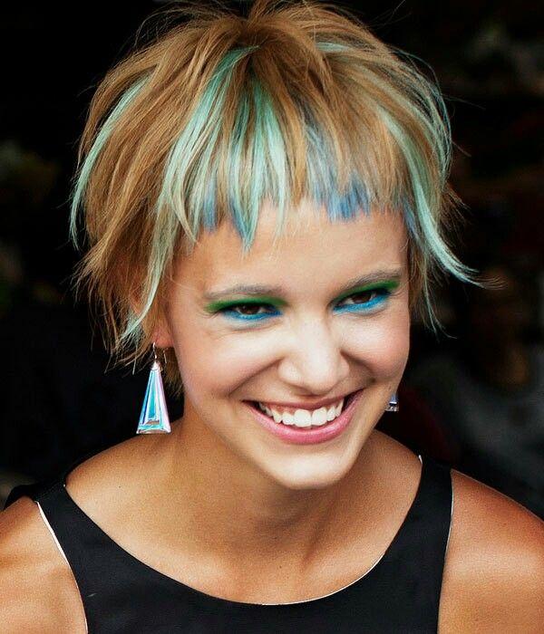 Fashion   Capelli corti punk, Tagli di capelli, Capelli ...