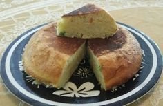 Morrocan Pashtida ( Potato Soufflé)  This is a great side dish and is light and fluffy with this secret ingredient!  You'll need:  2 l...