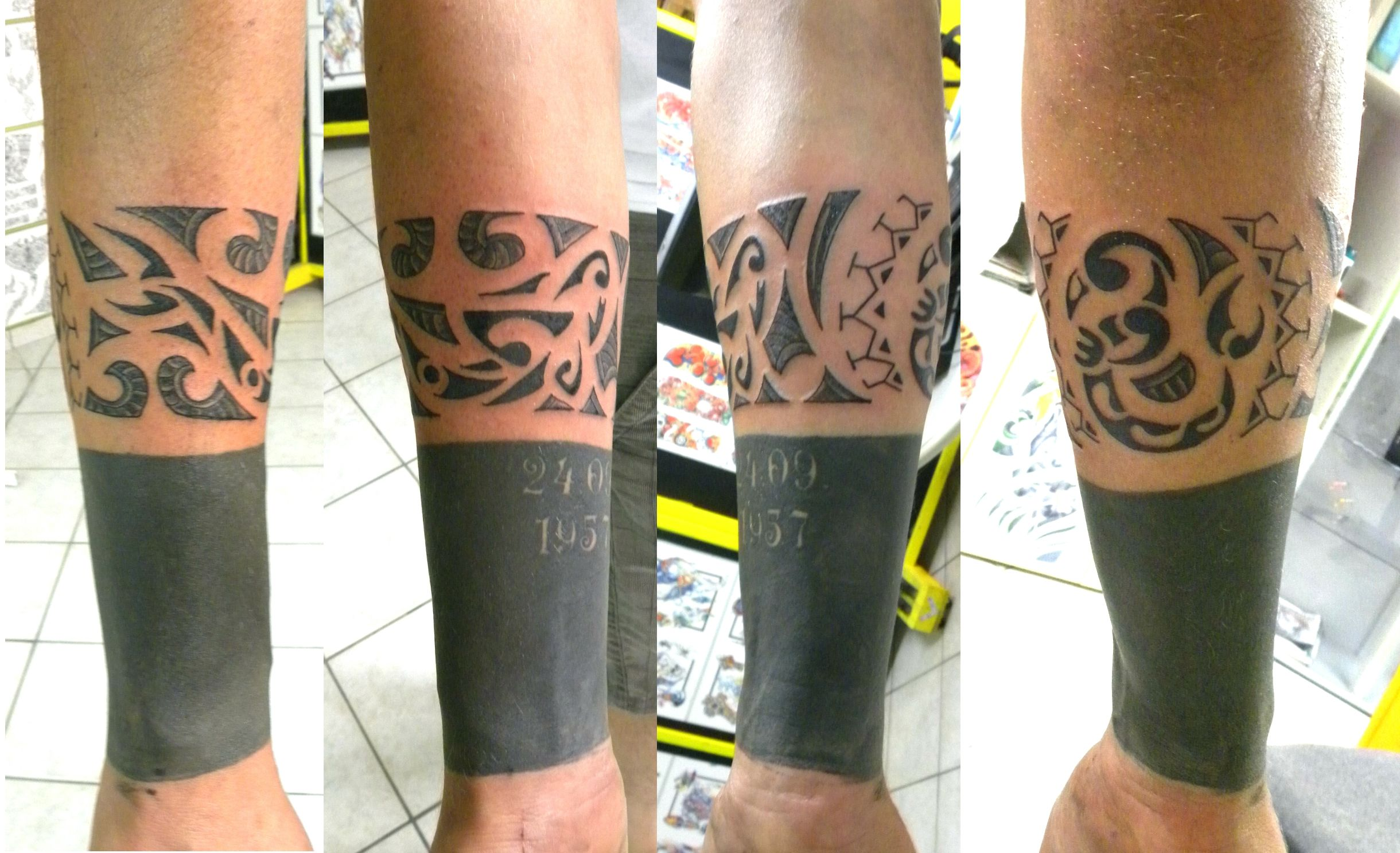Bracciale Polinesiano Tatuaggio Tatuaggi