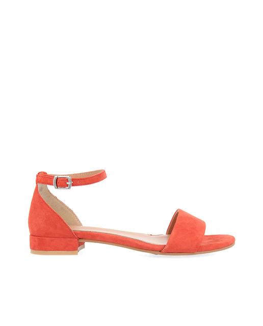 En Mujer Naranja Gioseppo Color De Piel 2019 Sandalias Planas vfgIY6y7mb