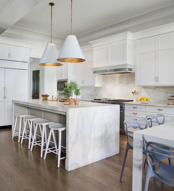16 Fascinating Transitional Kitchen Designs For Your Inspiration Mesmerizing Transitional Kitchen Designs Review