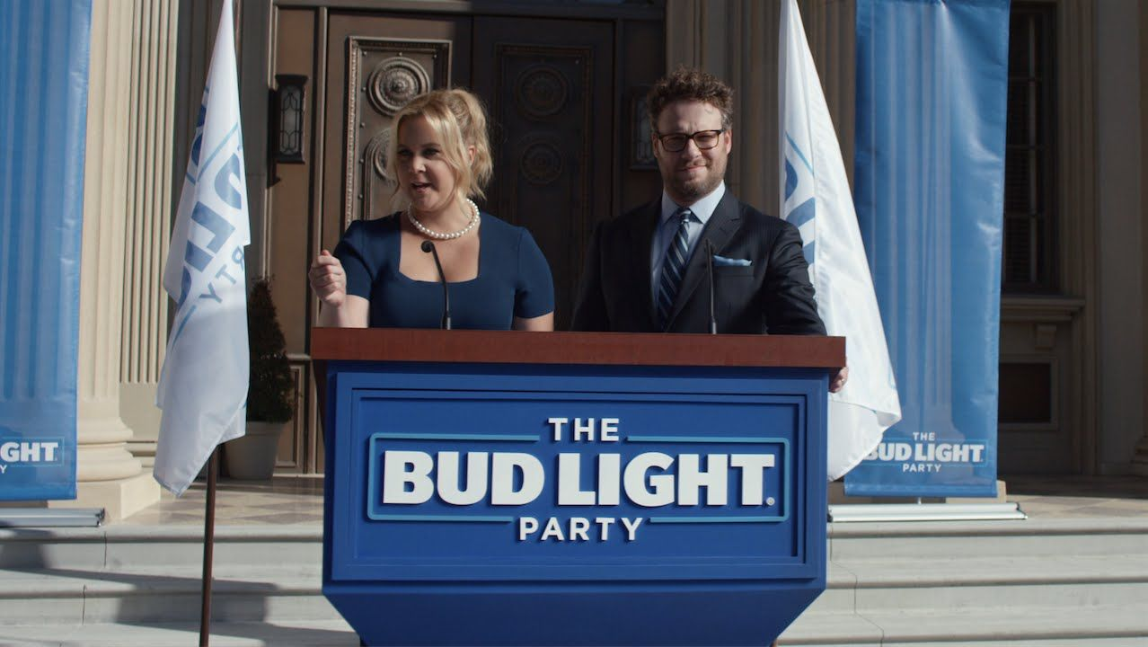 Bud Light Superbowl Commercial But Don't Be Alarmed American Humane Association Was On Set To Make
