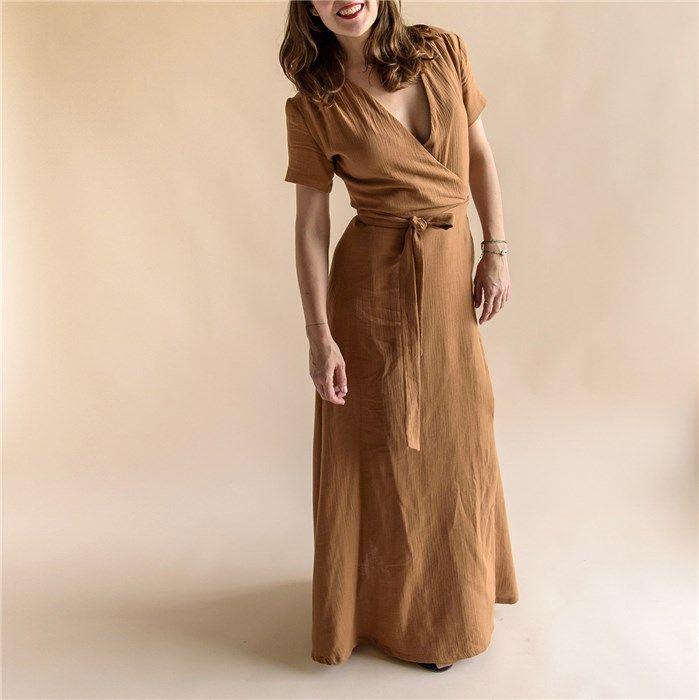 Robe Cache Coeur Couture