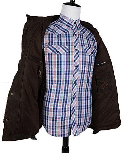Bull Titan Men's Winter Warmth Outwear Coat with Hideaway Hood Collar  http://www.yearofstyle.com/bull-titan-mens-winter-warmth-outwear-coat-with-hideaway-hood-collar/