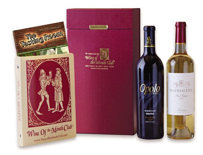 Classic Series Gift Membership - Wine of the Month Club - $149.00