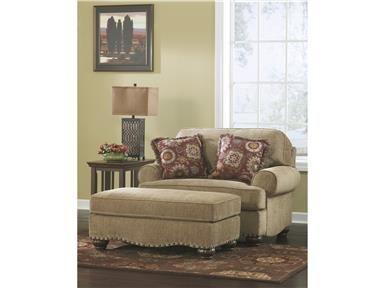 Signature Design Living Room Ottoman 7830314   I. Keating Furniture    Minot, Bismarck,