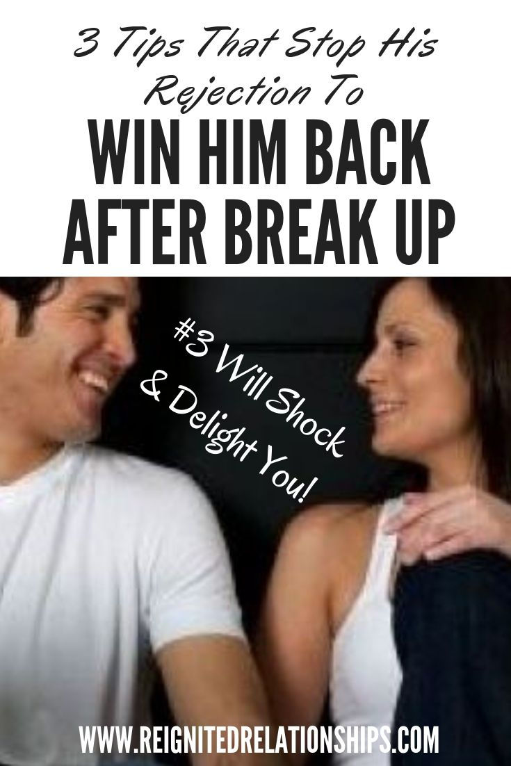 Back to dating after a breakup