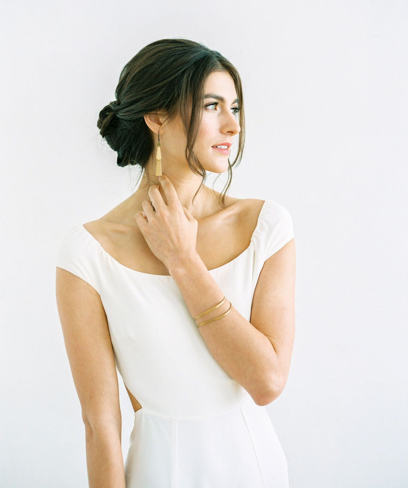 Minimalistic Organic Wedding Inspiration